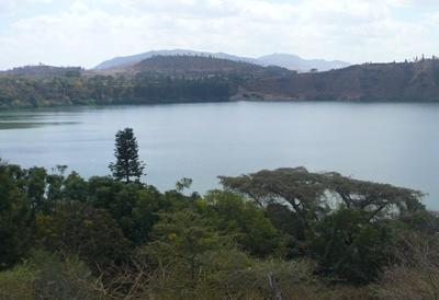 Sozialarbeit Äthiopien See