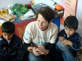 Bolivien-Sozialarbeit-Lernen
