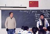 China, Klasse