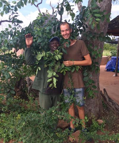 Freiwilliger im Naturschutz – Projekt in Südafrika