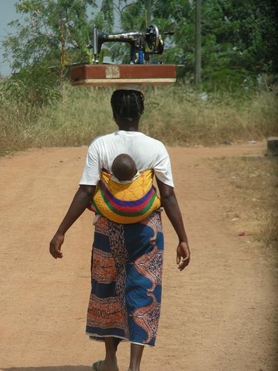 Ghana - Franziska Jäenicke