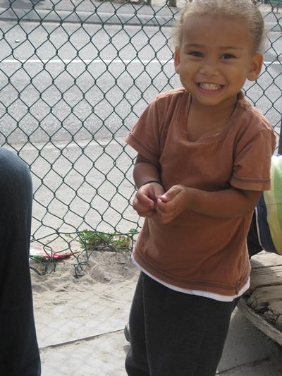 Ihlaam, eines der Kids