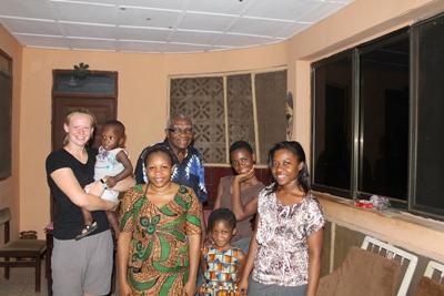 Tiermedizin-Projekt Ghana, Projects Abroad