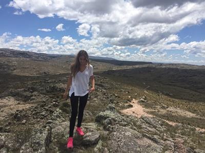 Gloria im Parque Nacional