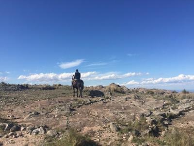 Landschaft im Parque Nacional