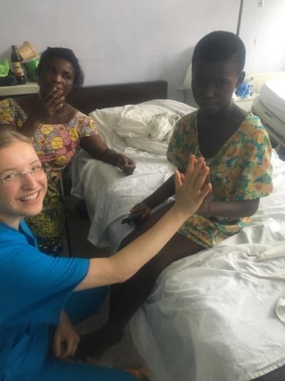 Hanna Praktikum Ghana