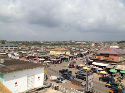 Heike Praktikum Ghana