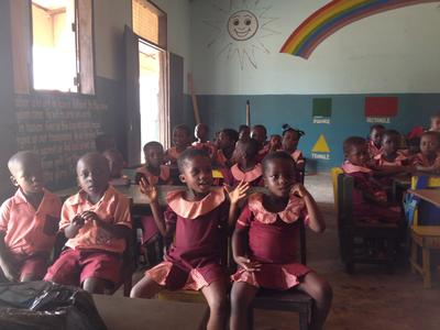 Sozialprojekt in Ghana
