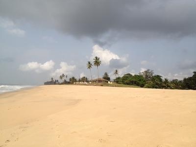 Natur in Cape Coast