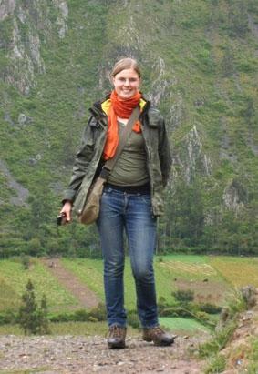 Peru, Inka Projekt, Freiwillige