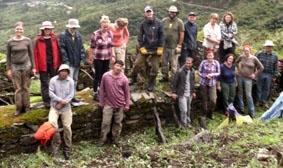 Peru, Inka Projekt, Inkaruine