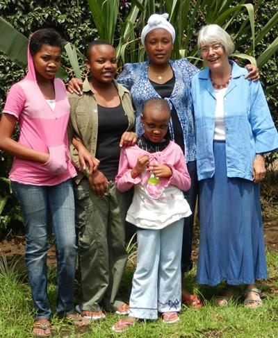 Tansania-Unterrichten-Gastfamilie