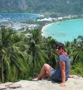 Thailand, Sozialarbeit, Ausflug