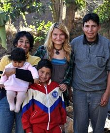 peru sozialarbeit gastfamilie