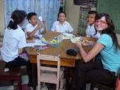 Meine Schulklasse und ich