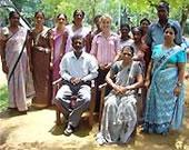 Freiwillig, Sri Lanka, Gruppe