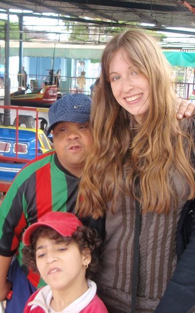 Zwei Kinder und ich