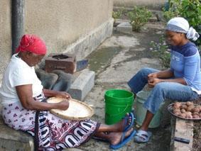 sozialarbeit-tansania-gastfamilie