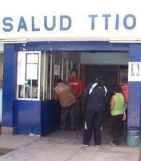 Medizin-praktikum Peru Krankenhaus