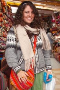Medizin-praktikum Peru Markt