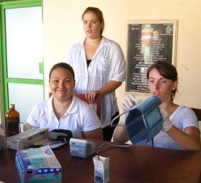 Sri Lanka, Medizin, Camp