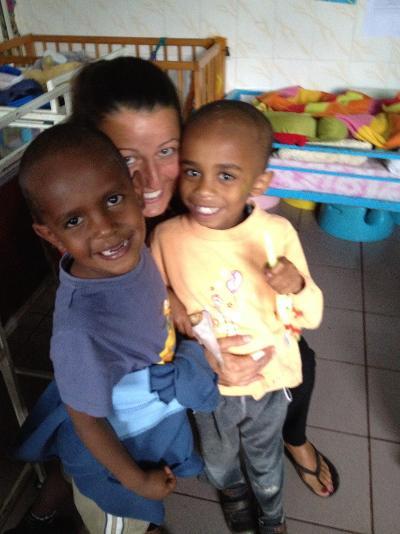 Sozialarbeit Äthiopien