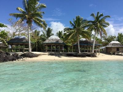 Strandausflug Samoa, Projects Abroad