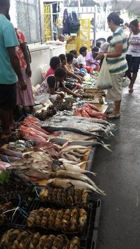 Wochenende Markt, Fidschi-Inseln