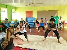 Ernährungs-Projekt Fidschi, Projects Abroad