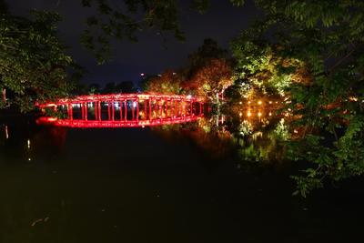 Schauspiel in der Nacht, Vietnam