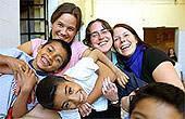 Mexiko, Freiwillig, Kids