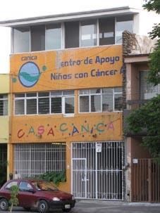 Sozialarbeit Mexiko Kinderheim