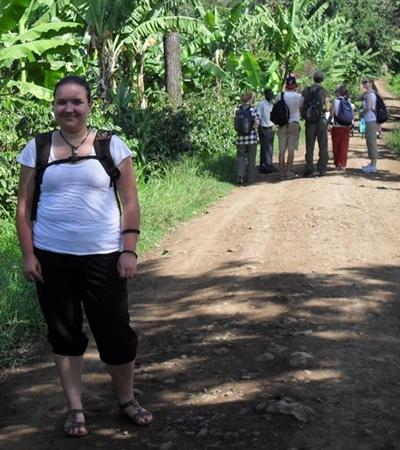 Sozialarbeit Tansania Wandern