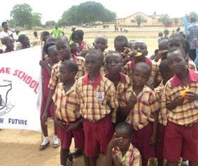 Ghana-Sozialarbeit-Tag