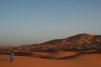 Auf meiner Reise durch Marokko