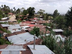 Äthiopien, Sozialarbeit, Büro
