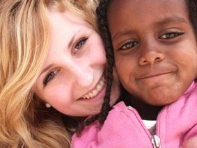 Äthiopien, Sozialarbeit, Freiwillige