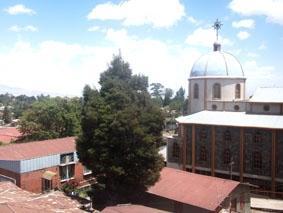 Äthiopien, Sozialarbeit, Kirche