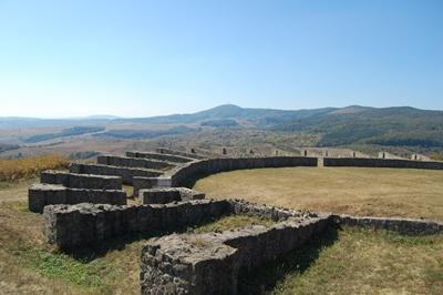 Porolissum - eine der Ausgrabungsstätten