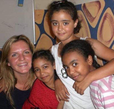 Sozialarbeit Marokko Kinderbetreuung