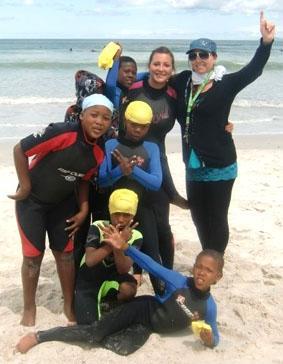 sudafrika-sport-truppe