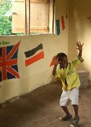 Hausbau - Projekt in Ghana von Lena