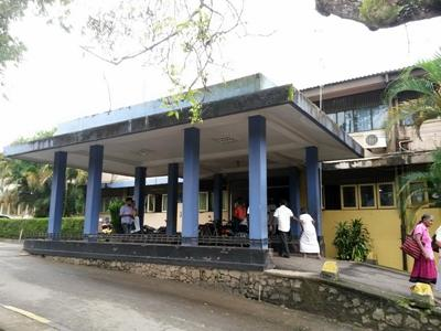 Medizin - Praktikum in Sri Lanka Krankenhaus