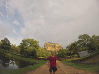 Medizin - Praktikum Sri Lanka Ruinen Sigiriya