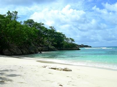 Traumhaft schöner Strand