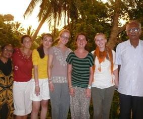 Sri Lanka Sozialarbeit Gastfamilie