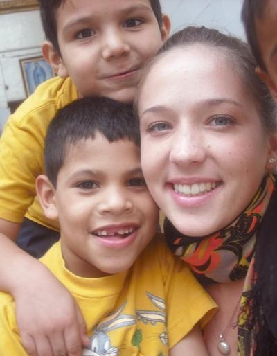 Sozialarbeit Mexiko Kids