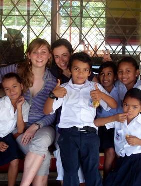 Costa Rica-unterrichten-schule