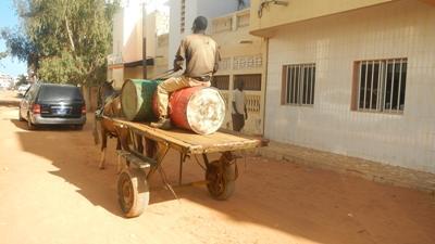 Senegal _ Englisch unterrichten