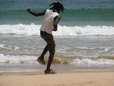 Ghana-Unterrichten-Menschenrechte